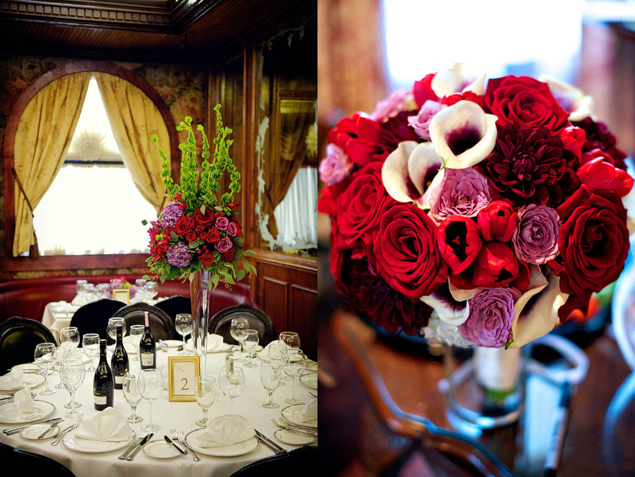 Roses for table arrangements and bouquet.