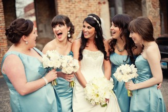 turquoise bridesmaids dresses in fort worth