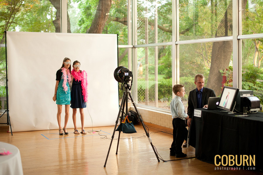 Dallas Wedding Photobooth by Coburn Photography