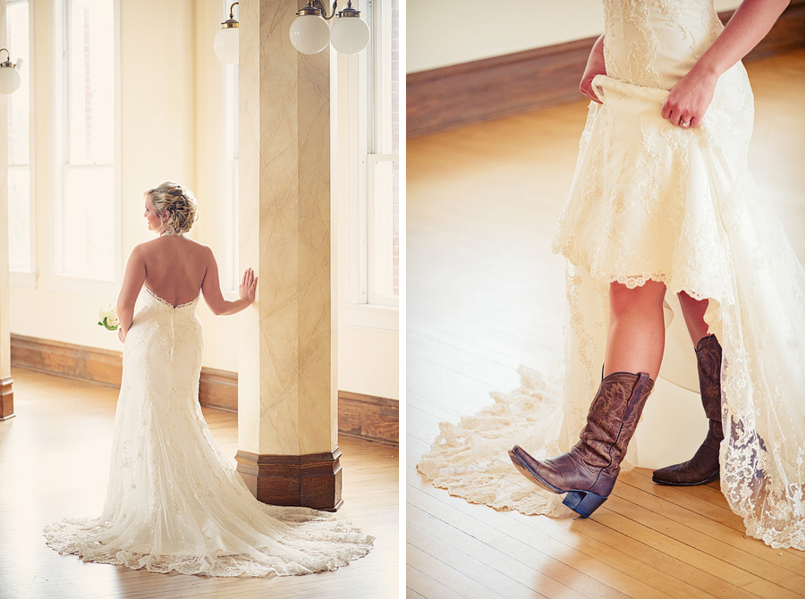 Bridal photos at victory arts center in fort worth texas