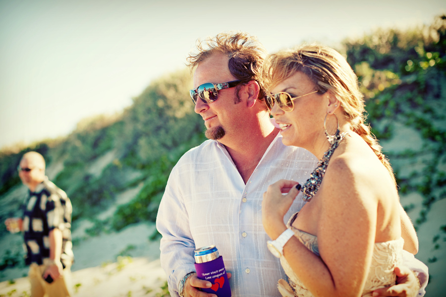 South Padre Island Beach Wedding