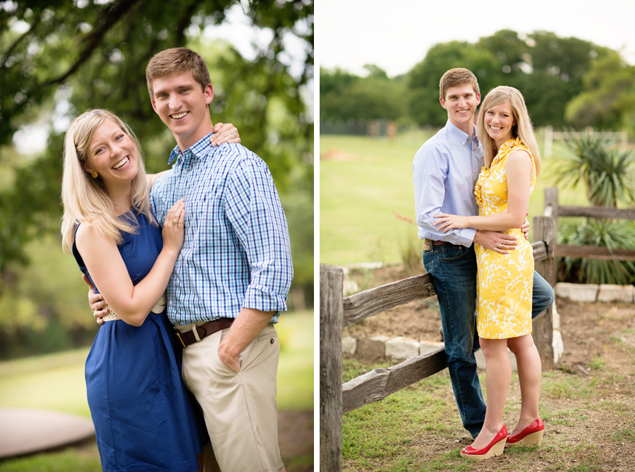 Ranch engagement photos preppy ideas