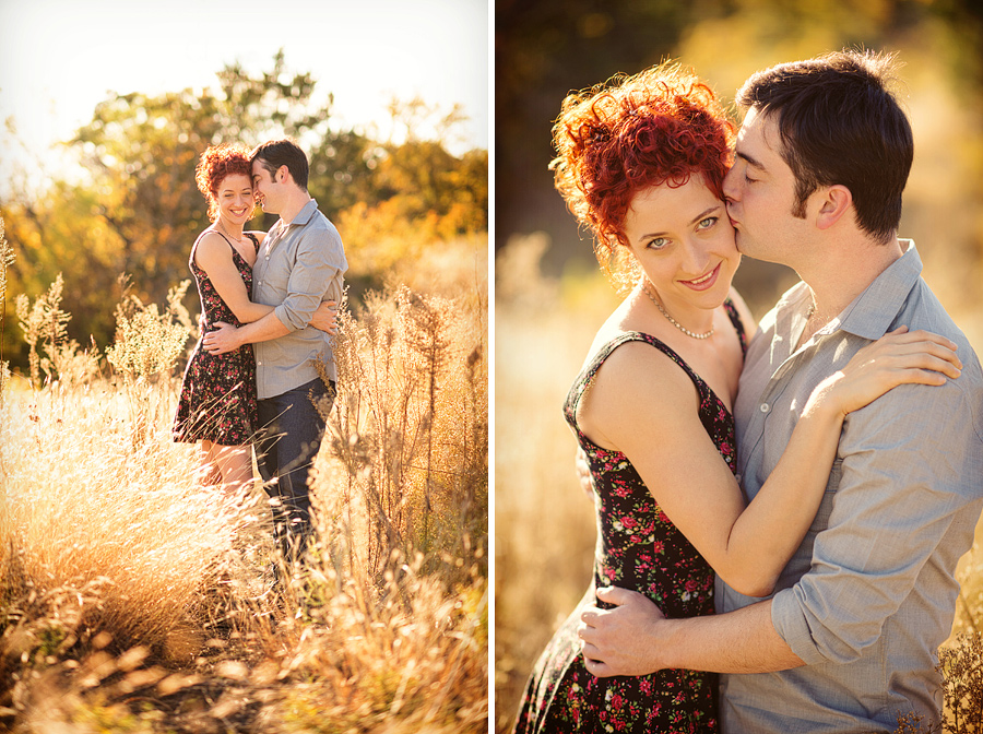 Engagement Pictures in Graham Texas