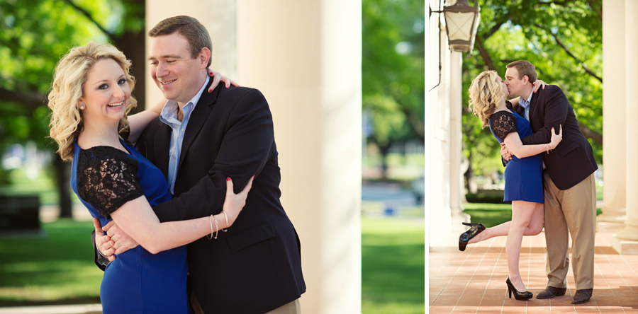 TCU campus engagement photos