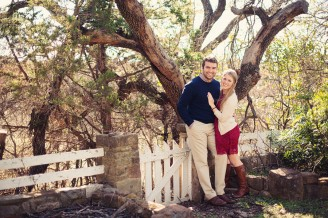 lipan texas country engagement photos