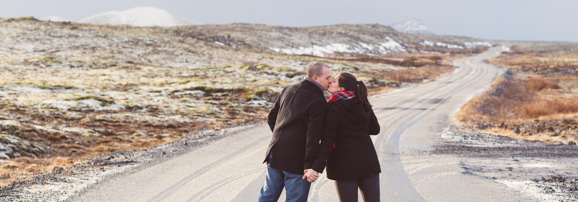 Iceland Destination Portrait Session