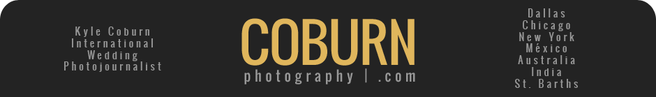 Coburn Photography | Dallas Wedding Photographer logo